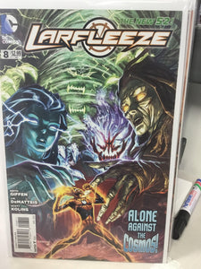 LARFLEEZE #8 (2014) - Comics n Pop