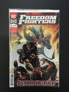 FREEDOM FIGHTERS #6 OF 12 (2019) - Comics n Pop