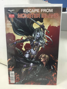 GRIMM FAIRY TALES ESCAPE FROM MONSTER ISLAND #5 OF 6 (2016) - Comics n Pop