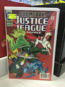 JUSTICE LEAGUE AMERICA #69 (1992) 1st Print - Comics n Pop