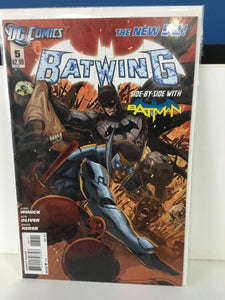 BATWING #5 (2012) - Comics n Pop