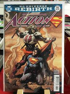 ACTION COMICS #968 CVR B - Comics n Pop