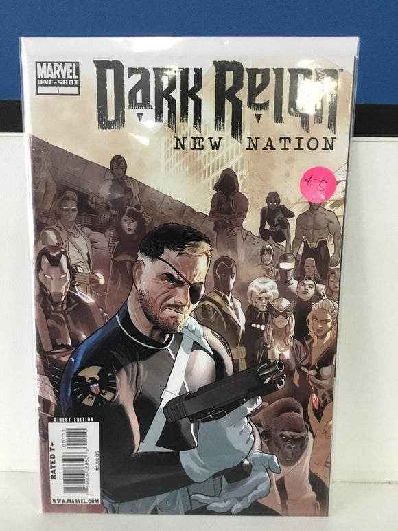 DARK REIGN NEW NATION #1 (2009) ONE SHOT - Comics n Pop