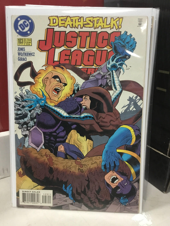 JUSTICE LEAGUE AMERICA #103 (1995) - Comics n Pop