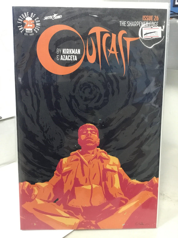 OUTCAST #26 (2017) - Comics n Pop
