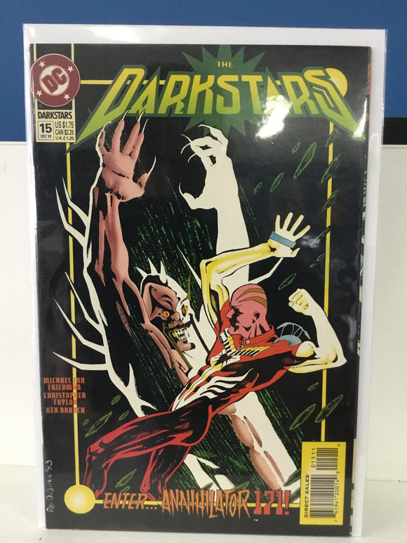 DARKSTARS #15 (1993) - Comics n Pop