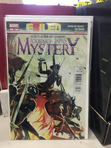 JOURNEY INTO MYSTERY #638 (2012) - Comics n Pop