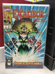 EXCALIBUR SPECIAL THE POSSESSION #1 (1991)