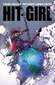 HIT-GIRL #4 CVR A REEDER - Comics n Pop