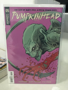 PUMPKINHEAD #5 (2018) - Comics n Pop