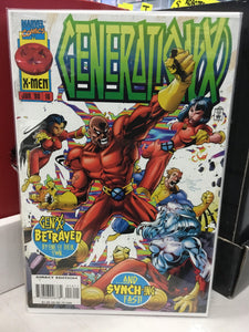 GENERATION X #16 (1996) - Comics n Pop