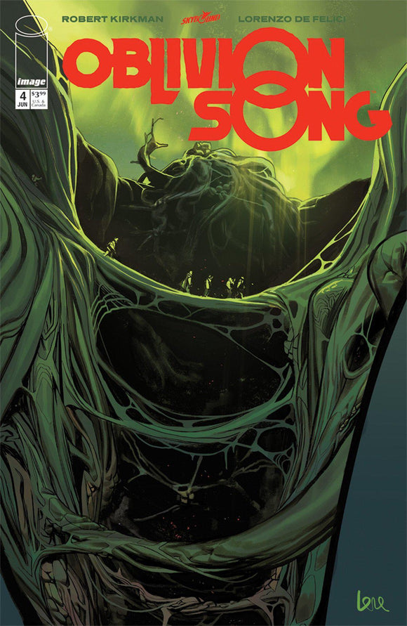 OBLIVION SONG BY KIRKMAN & DE FELICI #4 - Comics n Pop