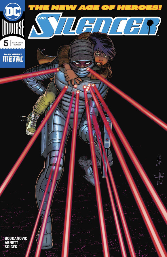 SILENCER #5 - Comics n Pop