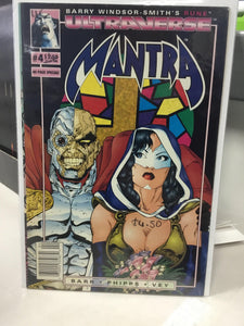 MANTRA #4 (1993) - Comics n Pop