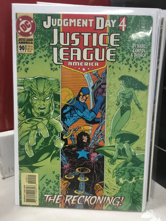 JUSTICE LEAGUE AMERICA #90 (1994) - Comics n Pop