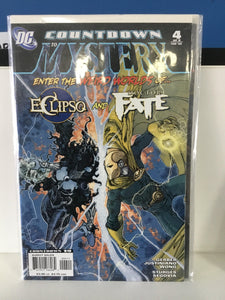 COUNTDOWN TO MYSTERY #4 OF 8 (2008) - Comics n Pop