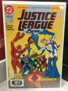 JUSTICE LEAGUE EUROPE #37 (1992) - Comics n Pop
