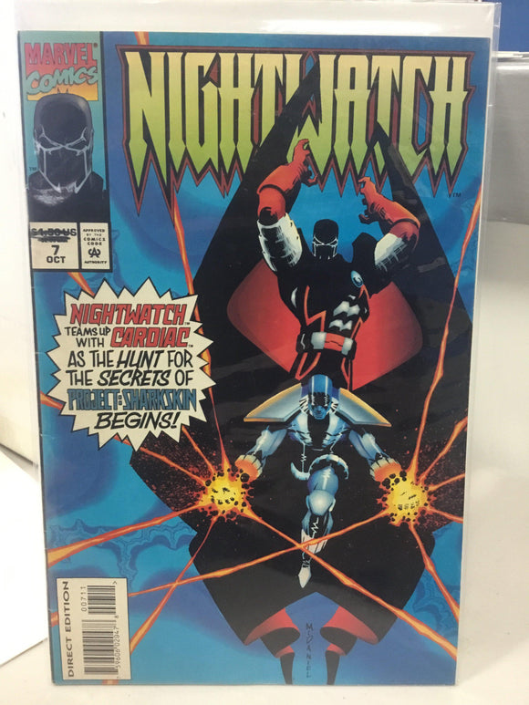 NIGHTWATCH #7 (1994) - Comics n Pop