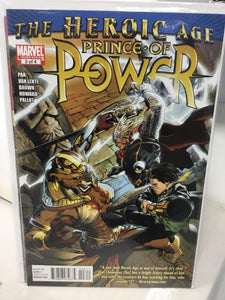 PRINCE OF POWER #3 OF 4 (2010) - Comics n Pop