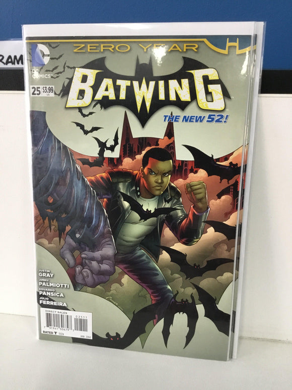 BATWING #25 (2014) - Comics n Pop