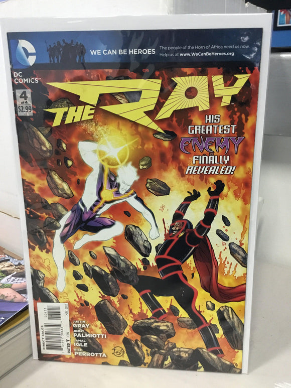 RAY #4 OF 4 (2012) - Comics n Pop