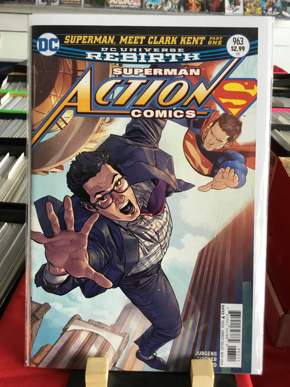ACTION COMICS #963 - Comics n Pop