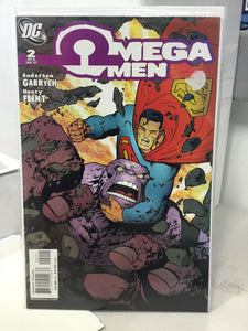 OMEGA MEN #2 OF 6 (2007) - Comics n Pop
