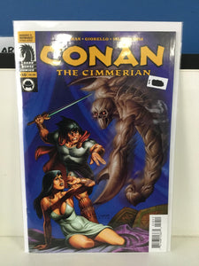CONAN THE CIMMERIAN #10 (2009)