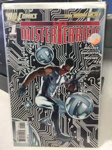 MISTER TERRIFIC #1 (2011) - Comics n Pop