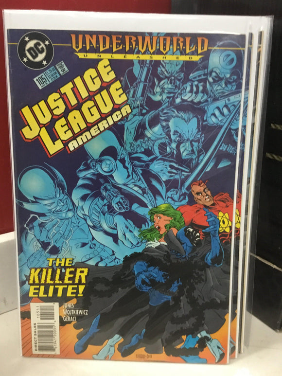 JUSTICE LEAGUE AMERICA #105 (1995) - Comics n Pop