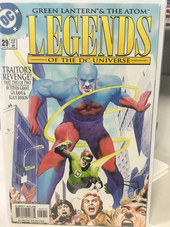 LEGENDS OF THE DC UNIVERSE #29 (2000) - Comics n Pop