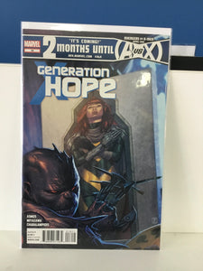 GENERATION HOPE #16 (2012) - Comics n Pop