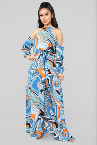 Beach Walk Maxi Dress