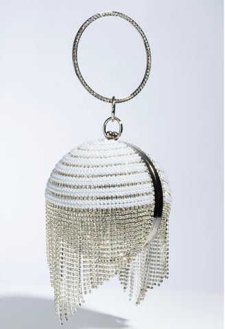 Ball of Pearls Handbag