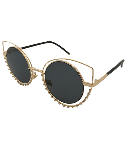 "'Rochelle"" Cateye Sunnies"