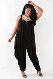 Jump To It Jumpsuit - Treasures By Blondie Boutique