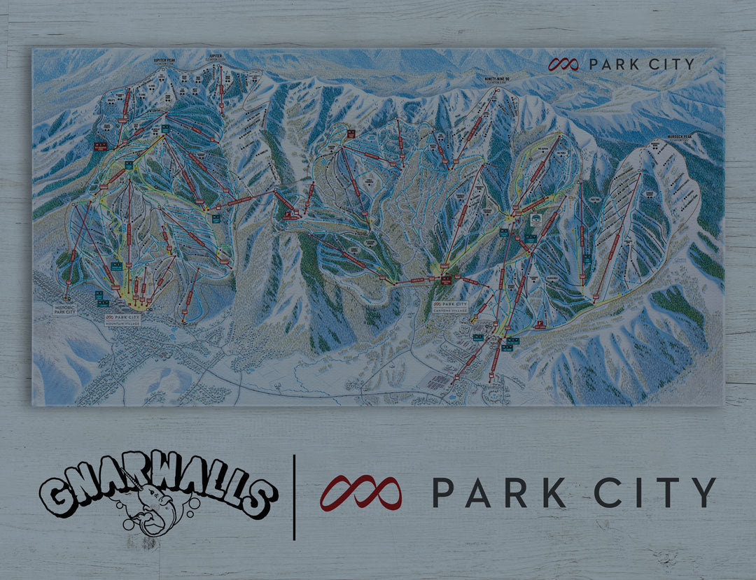 Park City Mountain Resort Trail Map Update for the '19-'20 Ski Season