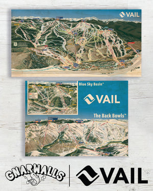 The Legendary Early Season at Vail Mountain