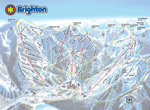 Brighton Resort Map
