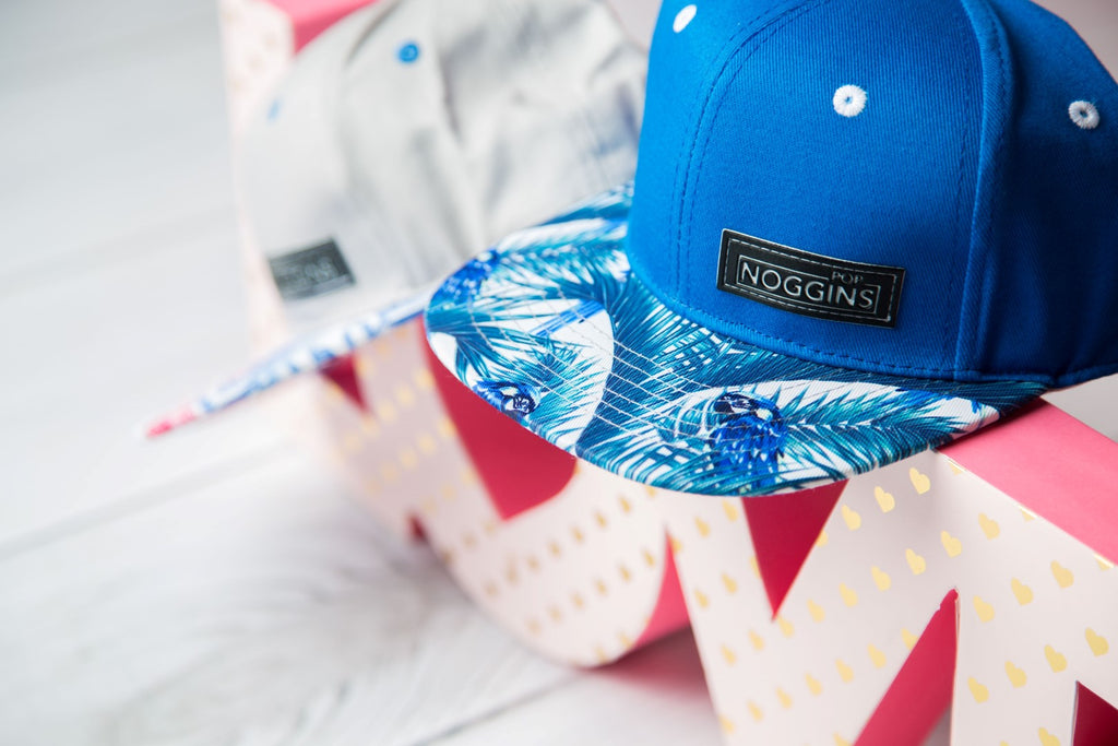 Why You Need To Join The Toddler Snapback Trend Today