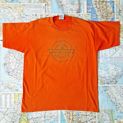 RARE Vintage 1980s Authentic 'NYC LIFEGUARD' T-Shirt