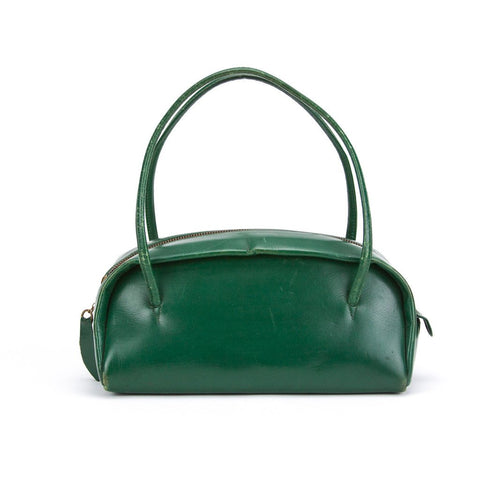Vintage 1950s Extra Small Novelty Speedy Style Handbag