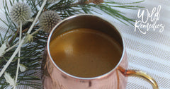 Dr. Rhea Mehta's Foffee Recipe - Featuring Wild Remedies Chaga