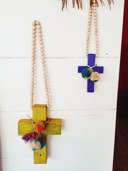 Hand-Made Crosses - Large