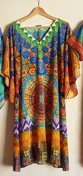 Congo Short Kaftan - LAST ONE
