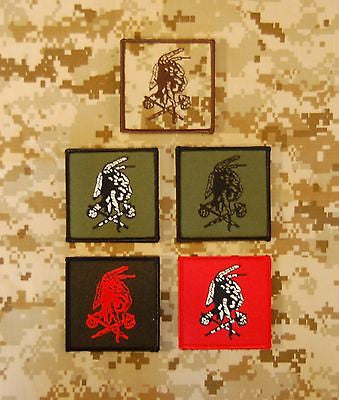 NSWDG Red Squadron Shooter Patch Deluxe Set