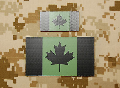 Infrared Combat MED Patch