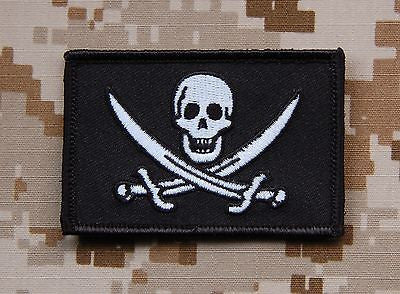 Calico Jack Morale Patch
