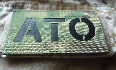 Infrared ATO Multicam Call Sign Patch