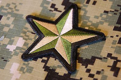 Nautical Star Morale Patch -  AOR2 / NWU Type III